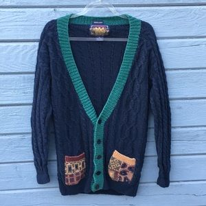 Ralph Lauren Knit Cardigan